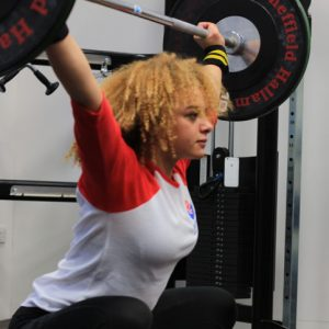 Hallam Barbell coach targets the Birmingham Commonwealth Games